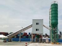 Concrete batching plant HZS60