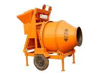 mobile electric self-loading concrete mixer JZC500 series